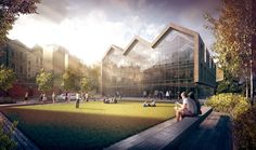 Gallery of Ryder Architects Unveils New Headquarters for Online Bingo and Gaming Giant Tombola - 1
