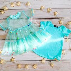 Baby Girl Dress Design, Girls Frock Design, Kids Dress Wear, Kids Gown, Baby Frocks Designs, Kids Frocks Design, Frocks For Girls, Little Girl Dresses, Girls Dresses