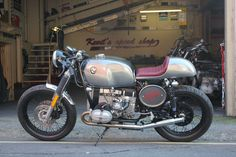 BMW Cafe Racers - post a pic? - Page 56 - ADVrider