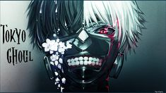 Tokyo Ghoul. My new obsession. Seriously, I don't know why I waited so long to watch this show.