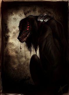 hellsing alucard demons dogs 1200x1659 wallpaper – Animals Dogs HD Desktop Wallpaper - for mobile