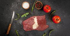 Kotimaisen lihan puhtaudella on perusteet Steak, Food, Essen, Steaks, Meals, Yemek, Eten