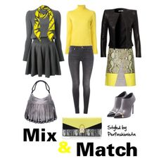Mix and Match article on the blog