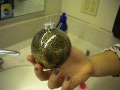 Glitterific Ornaments: A Mizzou-tiful Holiday DIY | On Campus