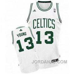 http://www.jordanaj.com/james-young-boston-celtics-13-revolution-30-swingman-white-jersey.html JAMES YOUNG BOSTON CELTICS #13 REVOLUTION 30 SWINGMAN WHITE JERSEY Only $89.00 , Free Shipping!