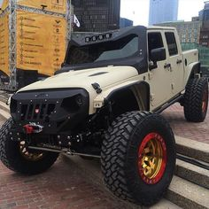 The Bandit | Badass Jeep! Follow @the.luxe.lifestyle @the.luxe.lifestyle…