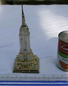 Vintage Empire State Building Souvenir by nolaCENTRIC on Etsy, $20.00