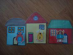 Aquí están los dos nuevos juegos matemáticos de hoy, seguro que los estabais esperando:   11. Juego de los vecinos. Las imágenes de las cas... Numero Anterior Y Posterior, Social Science, Math Games, Learning, Kids, Cases, Funny Math, Homeschool, Teaching Reading