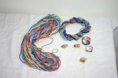 Twist-a-Bead necklaces!