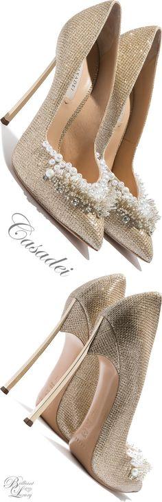 Brilliant Luxury by Emmy DE * Cesare Casadei 'Blade'   www.ScarlettAvery.com