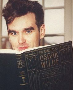 Morrissey and Wilde.
