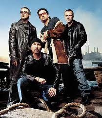 The Irish band U2 - 2010
