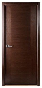 Classica Lux Contemporary Interior Door Wenge Finish Gorgeous... $ 335 a door! http://modernhomeluxury.com/Classica-Lux-Interior-Door-Wenge-Finish-ID-003.htm