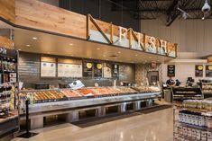 Meat Box, Supermarket Design, Food Retail, Environment Design, Retail Design, Visual Merchandising, Grocery Store, Decoration, New England