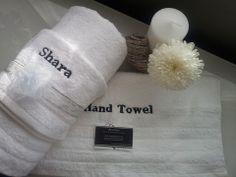 Classic Gift Towel Set – Maria Dean
