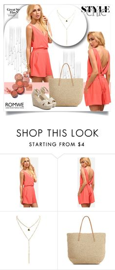 """""""romwe 8."""" by igor89 ❤ liked on Polyvore featuring Target, WithChic and romwe"""