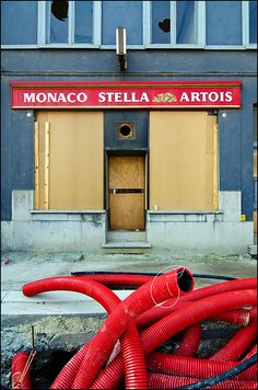 Monaco is not what it used to be.