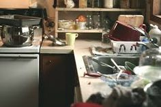 kitchen mess cooking - Buscar con Google