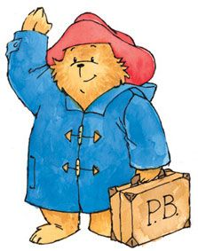 All Cliparts: Paddington Bear Clipart Paddington Bear, Book Characters, Cartoon Characters, Bear Clipart, Bear Illustration, Bear Party, Kid Character, Yoga For Kids, Illustrations