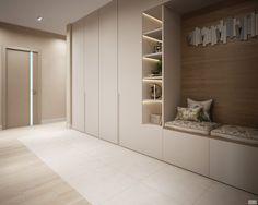 Дизайн трехкомнатной квартиры 100 кв м | Студия LESH