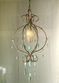 """""""I could marry this chandelier."""" - Megan   The Fiona Chandelier from @LaylaGrayce #laylagrayce #lgfanfave"""