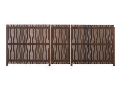RAGLAN Dressed Timber Trellis Fence Wooden Trellis, Trellis Fence, Fence Gate, Fences, Timber Fencing, Outdoor Areas, Building Materials, Outdoor Living, Modern