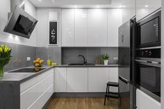 What Has to be Done About Apartment Kitchen Transformed Into Social Hub The diner ought to be finished by the conclusion of summer of Firstly, you should choose whether you need to make your kitchen diner by knocking through… Continue Reading → Apartment Kitchen, Kitchen Interior, Kitchen Worktop, Kitchen Cabinets, Kitchen Walls, Contemporary Kitchen Design, Bathroom Trends, Shabby Chic Kitchen, Transitional Kitchen