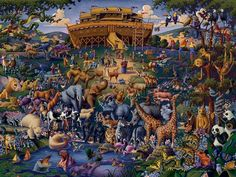 Eric Dowdle Jigsaw Puzzles....love it!