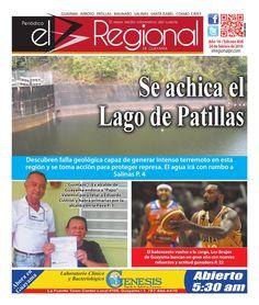 Periódico El Regional - Edición 856  24 de febrero de 2016