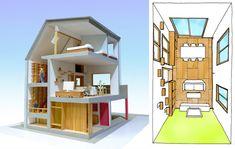 House Taishido: Cat-friendly Tokyo Residence Designed by Key Operation