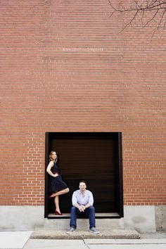 Lovely capture from this Walkerville Brewery engagement session in Windsor, Ontario. Engagement Photography, Engagement Session, Engagement Photos, Wedding Photography, Windsor Ontario, Blue Roses, Rose Design, Commercial Photography, Engagements