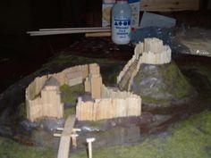 How to Make a Motte and Bailey Castle -- via wikiHow.com