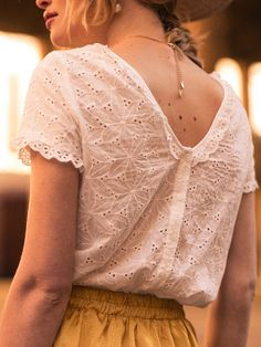 Boho Fashion, Fashion Dresses, Vintage Fashion, Womens Fashion, Bohemian Tops, Mode D'inspiration Vintage, Pretty Outfits, Cute Outfits, Stylish Outfits