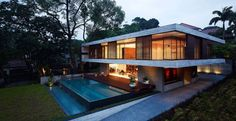 JKC1 House by ONG