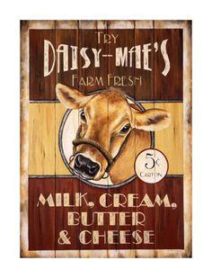 Daisy-Mae's Milk, Cream, Butter & Cheese