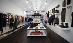 The Goodhood store  151 Curtain RD, london