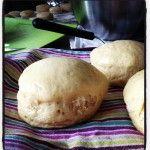 Photo de la recette : Kluski na parze – petits pains polonais cuits à la vapeur
