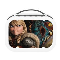Astrid and Stormfly Lunch Box
