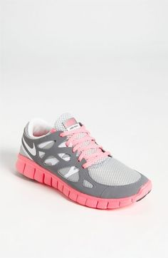 Nike 'Free Run 2 EXT' Running Shoe...not my color but I like the look of the shoe.