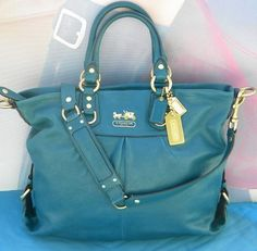 Coach Purse...love the color...my next purse...