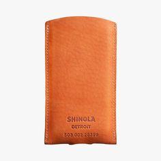 Etui Iphone - Shinola - Find this product on Bon Marché website - Le Bon Marché Rive Gauche