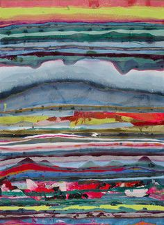 Untitled (Landscape), 2008, by Moshekwa Langa