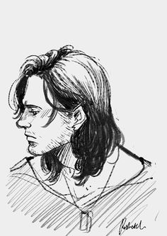 rosketch: Bucky - 'till the end of the line