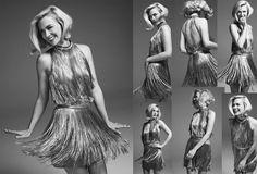What a dress :D