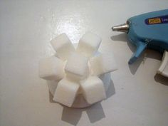 These sugar cube igloos are a fun and interactive Canadian craft for teaching kids about the history of the Inuit people. They also make wonderfully unique Canadian party decorations! Canadian Party, Igloo Craft, Inuit People, Sugar Cubes, Canada Day, Teaching Kids, How To Make, Crafts, Decor
