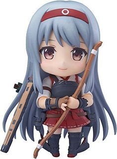 GOOD SMILE Nendoroid Kantai Collection Kan Colle Kankore Shozuru Figure #goodsmileCompany