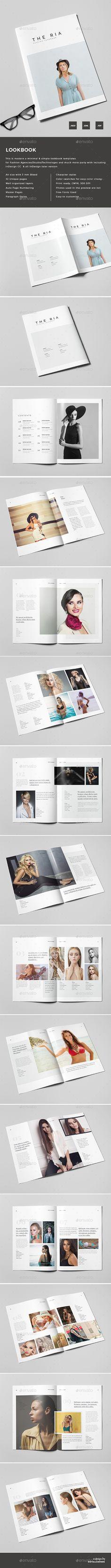 Lookbook - Magazines Print Templates Download here : https://graphicriver.net/item/lookbook/18341492?s_rank=87&ref=Al-fatih