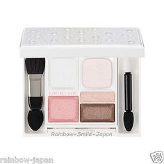 Kanebo COFFRET D'OR Full Smile Eyes [02] Natural Pink Makeup Eyeshadow Palette