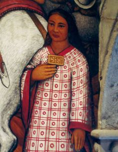 Montezuma, Cortes and a Who's Who of the Conquest of the Aztecs: Malinche, Cortes' Secret Weapon