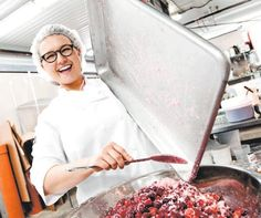 Jeni Britton Bauer, 37, is the founder of Jeni's Splendid Ice Creams, an Ohio company that has expanded nationwide.